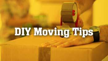 DIY Moving and Packing Tips